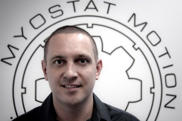 Mark McCann is the Lead Design Engineer at automation solutions provider, Myostat Motion Control.