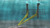 Black Rock Tidal Power's TRITON Platform