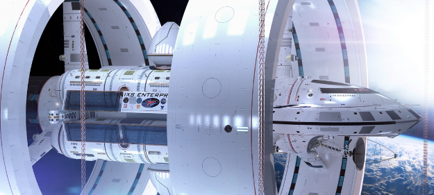 new nasa spaceship warp designs - photo #8