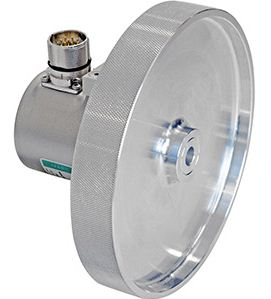 measuring wheel, rotary encoder