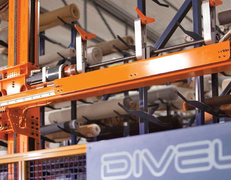 Divel Roller