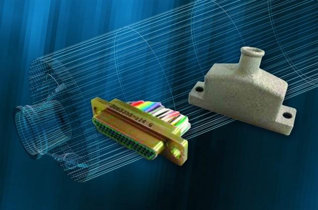 3D printed part missile