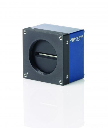 TeledyneDalsa Linea scan camera