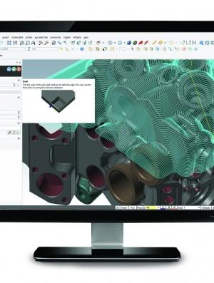 Mastercam Design X9 Design tools