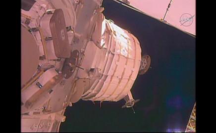 NASA Beam expansion Space station