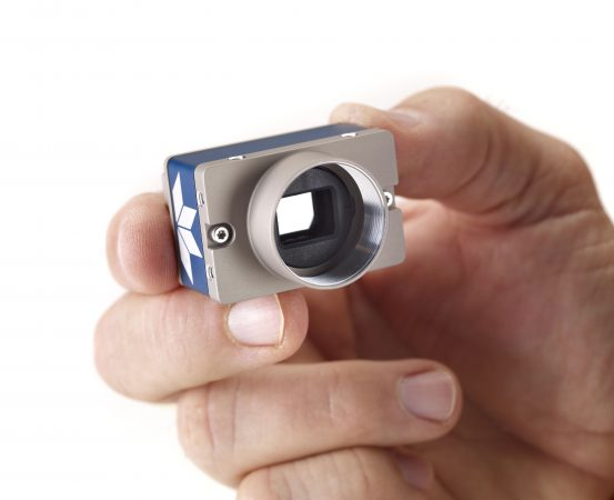 Teledyne DALSA motion control camera