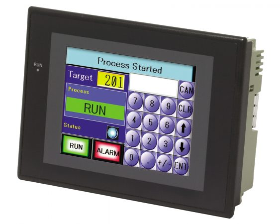 NS Series touch screen HMI - OMEGA