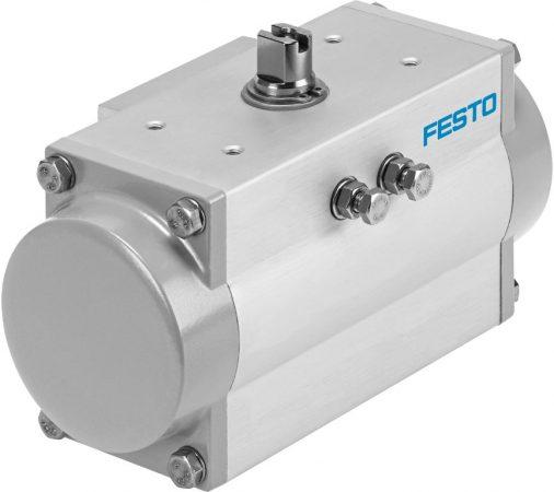 new DFPD quarter-turn actuator from Festo