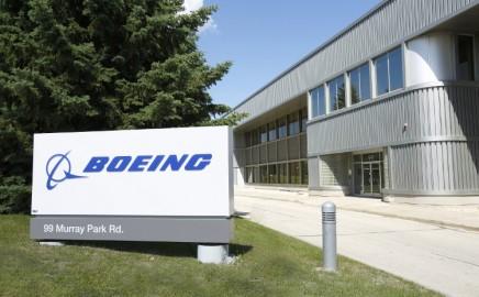 Boeing Winnipeg