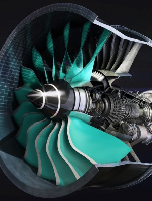 Rolls Royce UltraFan engine