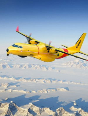Airbus search rescue C295W