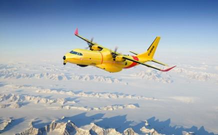 Airbus search rescue C295W