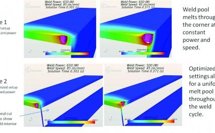 CAD Beat laser welding