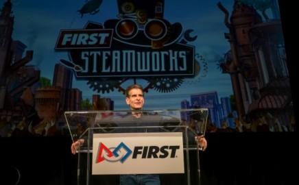FIRST STEAMWORKS 2017