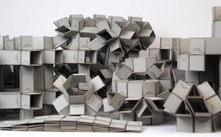 Harvard metamaterial reconfigurable