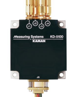 KD-5100 differential measurement system - Kaman