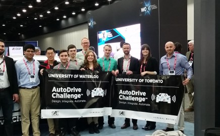 Teams AutoDrive Competition
