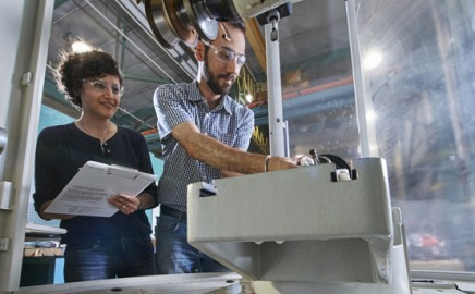 McMaster Engineering Graduate students will benefit from on-the-job training under the Faculty of Engineering