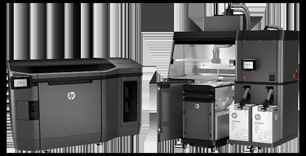 hawk ridge sells HP 3D printer