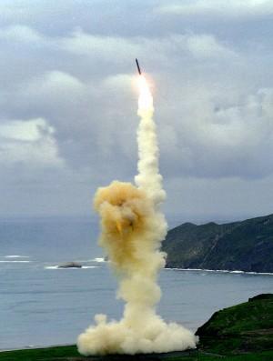 U.S. Minuteman 3 Missile