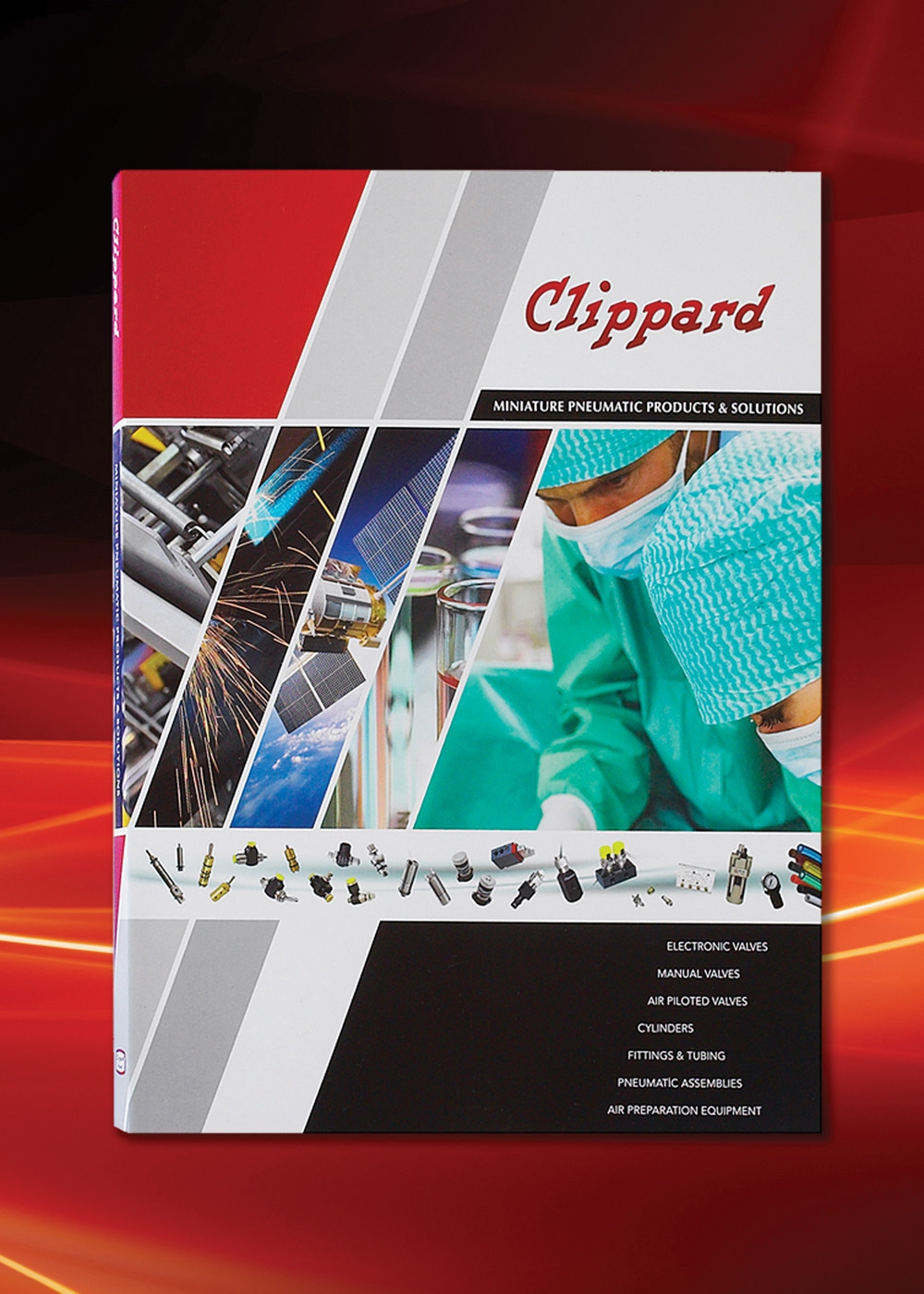 New Products Engineering : Clippard releases new pneumatic products solutions