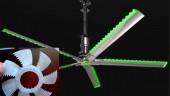 Envira North fan blade