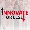Innovate Or Else Logo