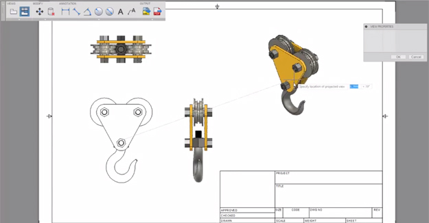 Autodesk Fusion 360 update adds 2D drawings for Windows - Design