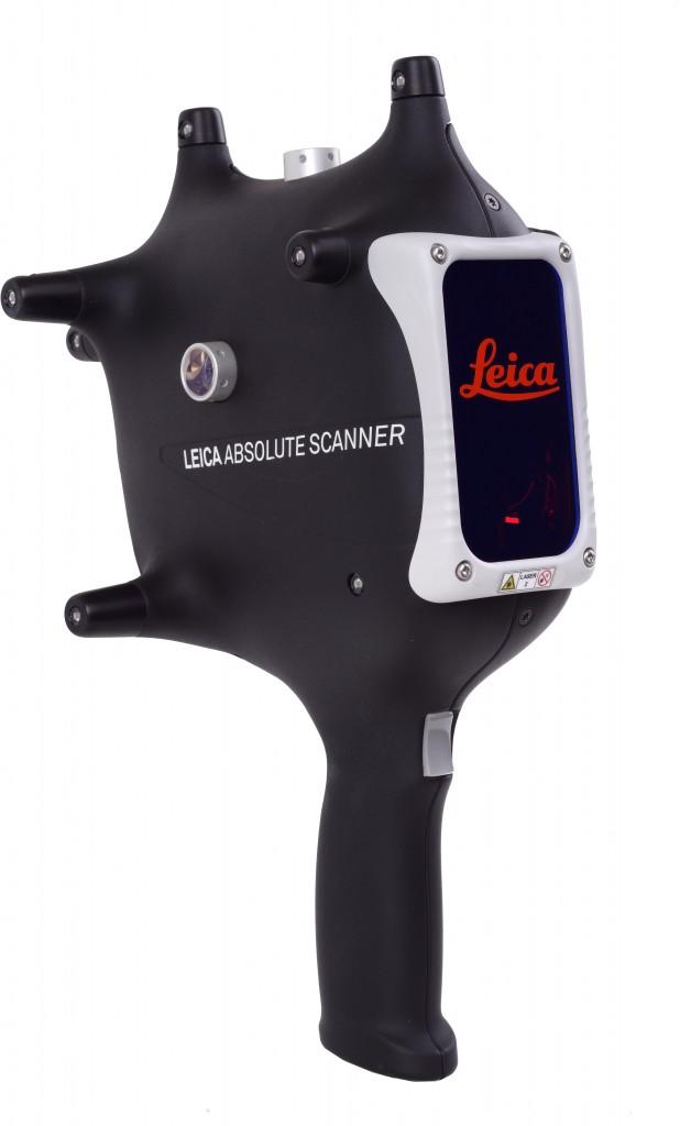 Hexagon Laser Scanner