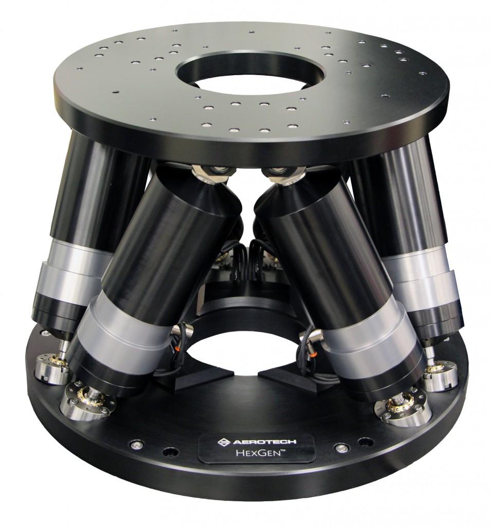 Aerotech hexgen hexapod