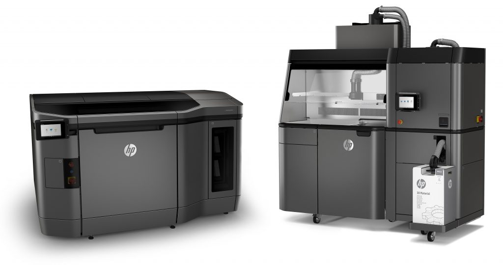 HP Jet Fusion 3D 3200 Solution