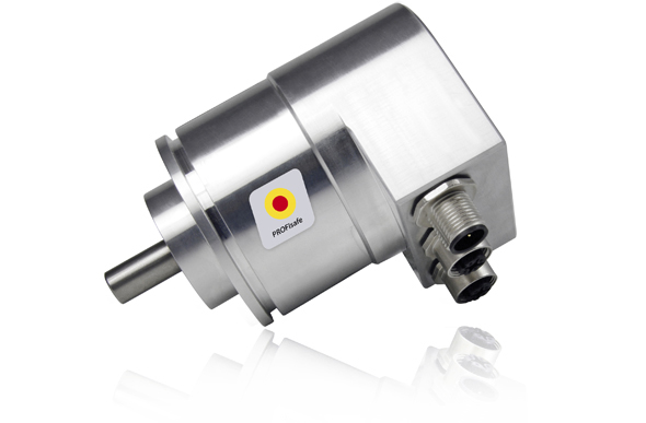POSITAL's IXARC family, the SIL 2-certified absolute rotary encoder