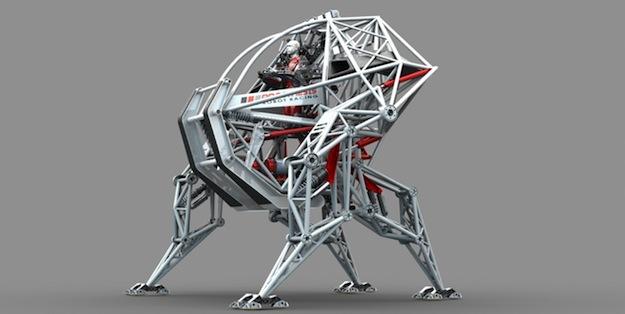 Photo courtesy of Prothesis: Anti-Robot.