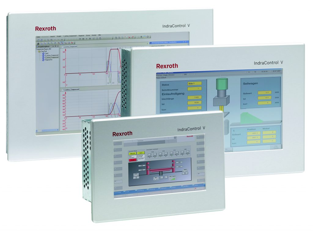 Bosch Rexroth HMI IndraControl