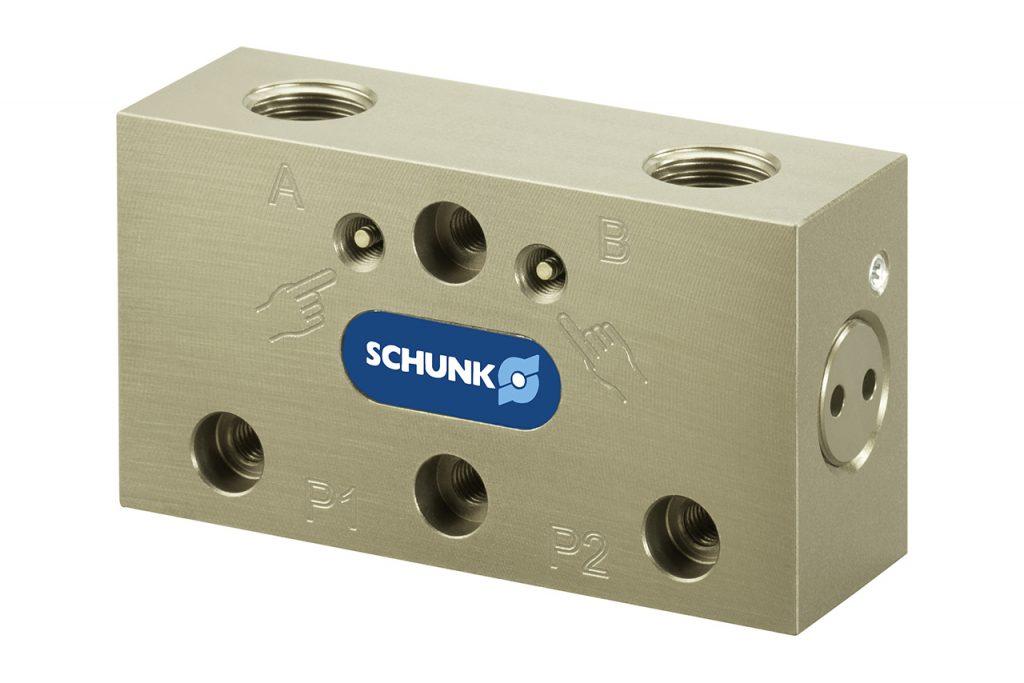Schunk SDV-P-E pressure valve