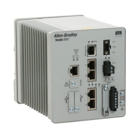 Rockwell Stratix security appliance