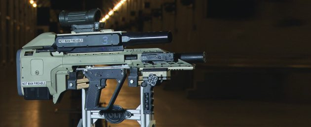 SIPES Smart gun