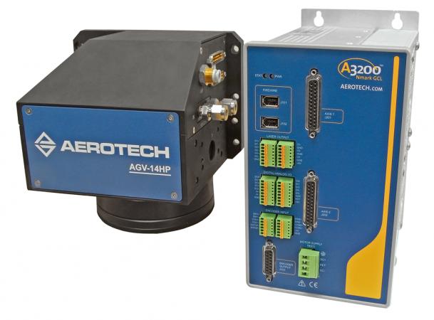 aerotech control