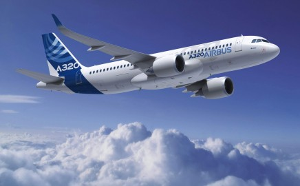 Airbus A320 bombardier