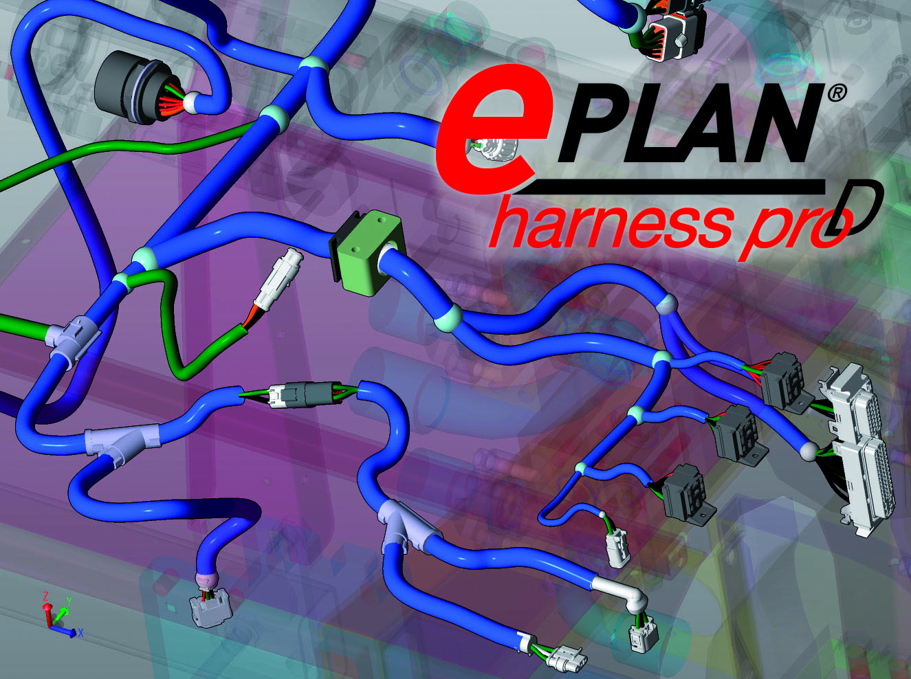 EPLAN harness pro software