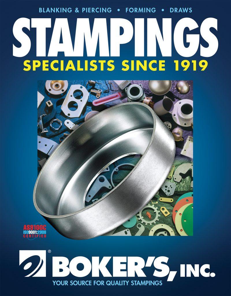 Boker Stamping Brochure