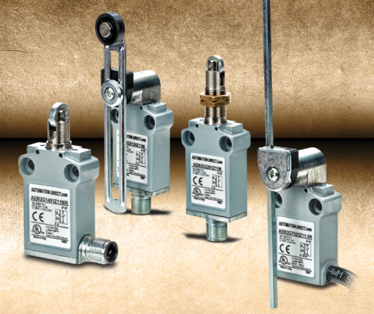 AutomationDirect Limit Switch Connection