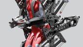 Prosthesis exoskeleton