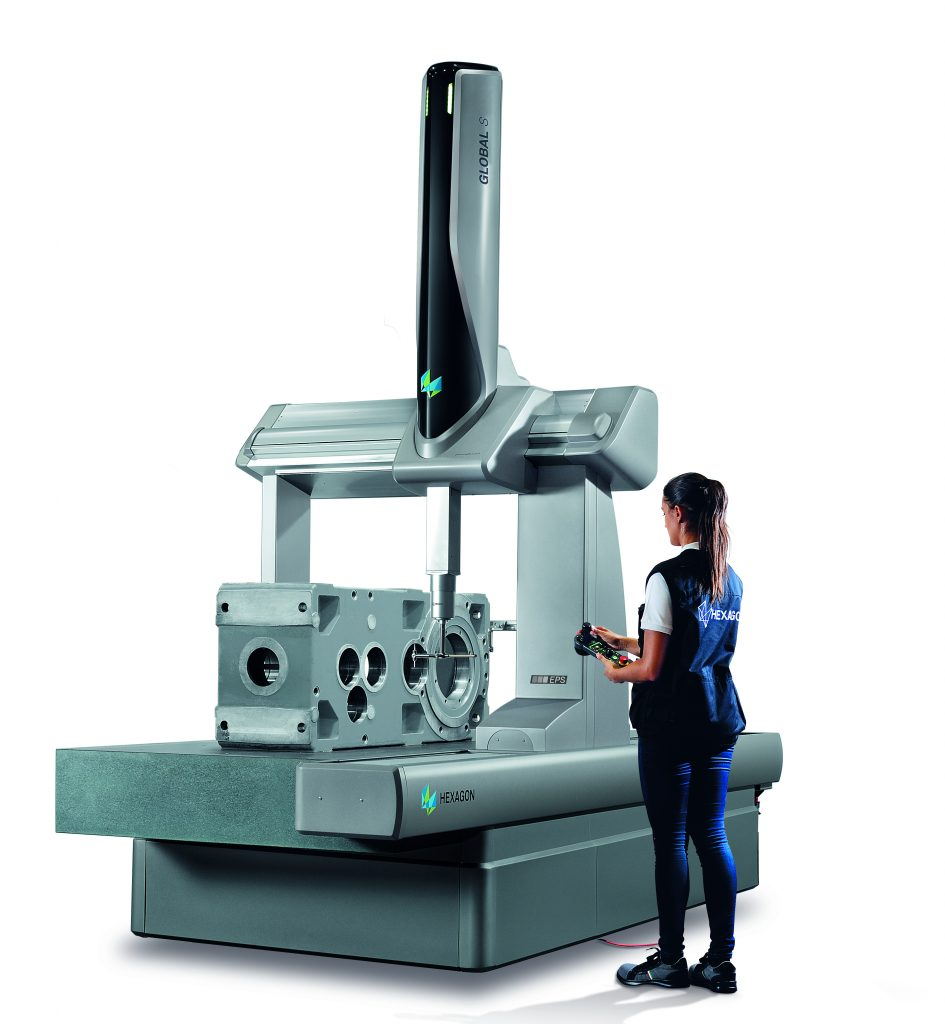 Hexagon MI Global S coordinate measuring machine