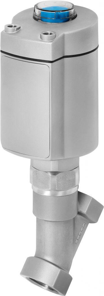 Fest VZXA angled seat valve