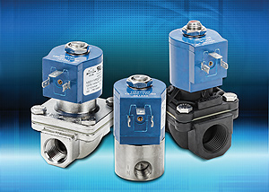 Potable Water Solenoid Valves - Automation Direct