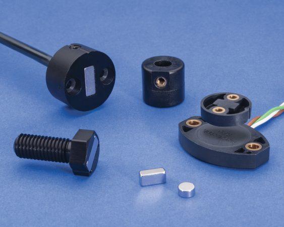 Novotechnik magnetic sensor pickup