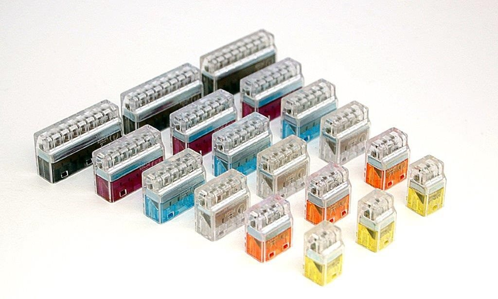 blockmaster clear connectors