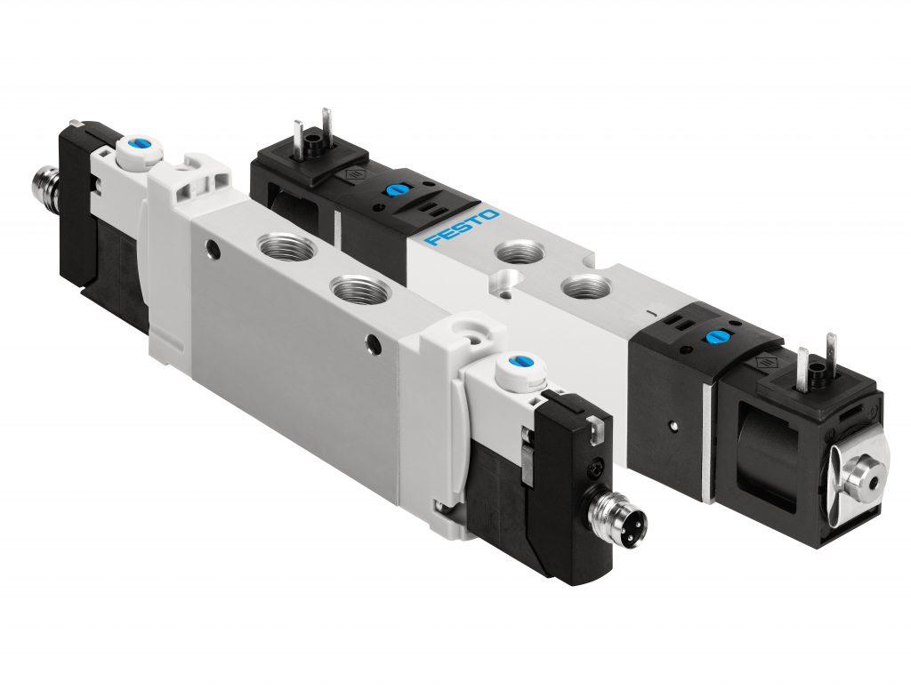 VUVG VUVS solenoid valve
