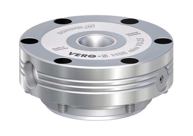 VERO-S NSE mini 90-25 compact quick-change pallet modules